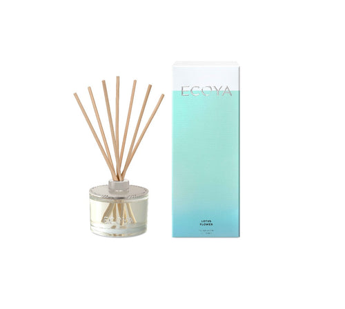 ecoya reed diffuser 250ml - lotus flower - ZoeKitchen