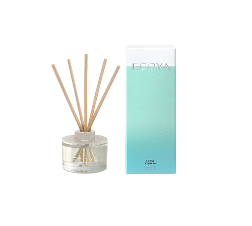 ecoya mini reed diffuser 50ml- lotus flower - ZoeKitchen