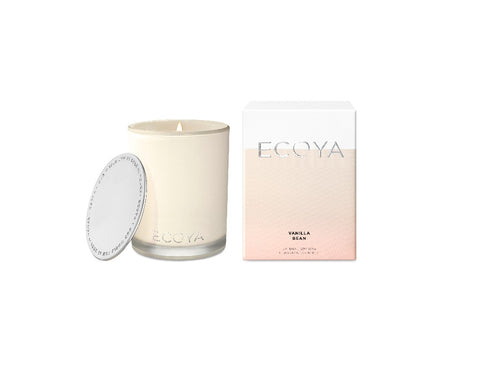 ecoya madison jar 400g - vanilla bean - ZoeKitchen