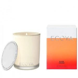 Ecoya Madison Jar 400g - Blood Orange - ZOES Kitchen