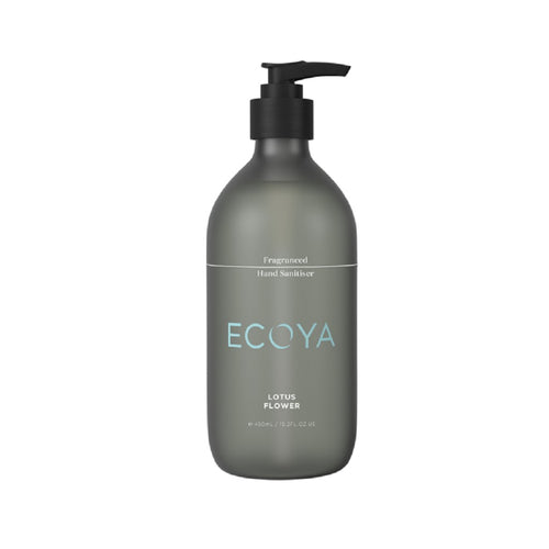 Ecoya Hand Sanitiser 450ml - Lotus Flower