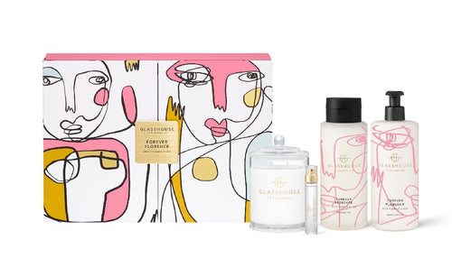 Glasshouse Fragrance - Mothers Day - Forever Florence Gift Set - ZOES Kitchen