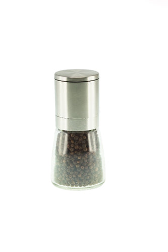 Armstrong Otto Mill - Black Peppercorn 13.5cm - Stainless Steel - ZoeKitchen