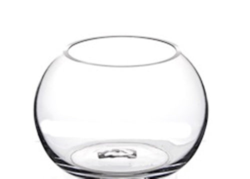 SHERWOOD FISH BOWL - 11HX15WX9TD - ZoeKitchen