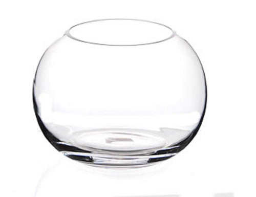 SHERWOOD FISH BOWL - 18HX25WX15TD - ZoeKitchen