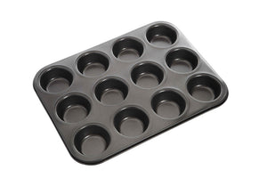master pro n/s12 hole bake pan/muffin - ZoeKitchen