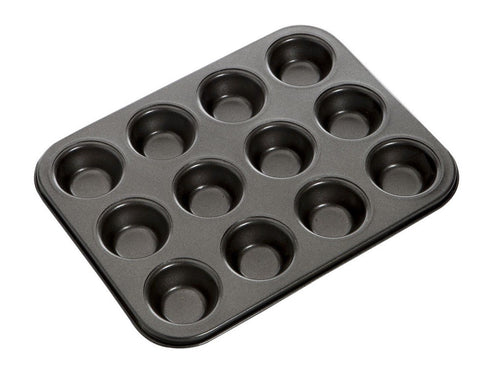 master pro n/s 12 hole mini muffin pan - ZoeKitchen