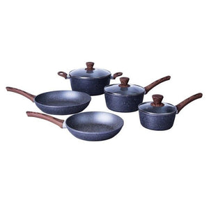 Clevinger Cookware Set - 5 Piece Non Stick - ZOES Kitchen
