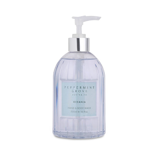PEPPERMINT GROVE HAND WASH - OCEANIA