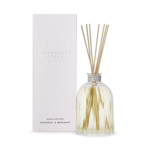 Peppermint Grove Diffuser 350ml - Patchouli & Bergamot - ZoeKitchen