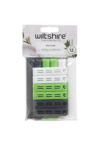 Wiltshire Bag Clips 12pk - ZOES Kitchen