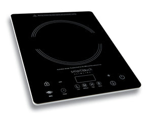 Armstrong Portable Induction Cooktop - A-Grade Crystal Plate - ZoeKitchen