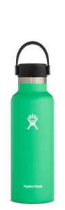 HYDRO FLASK HYDRATION BOTTLE 18OZ/532ML - SPEARMINT - ZoeKitchen