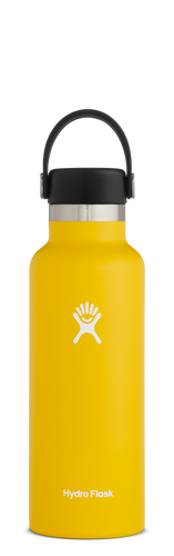 HYDRO FLASK HYDRATION BOTTLE 18OZ/532ML - SUNFLOWER - ZoeKitchen