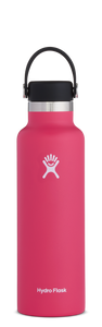 HYDRO FLASK HYDRATION BOTTLE 21OZ/621ML - WATERMELON - ZoeKitchen