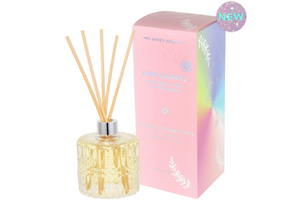 Mrs Darcy Crystal Diffuser : Aura Quartz - Rose, Sweet Citrus & White Blossom - ZOES Kitchen