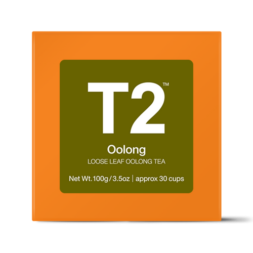 T2 Loose Tea - Oolong 100g O/B - ZoeKitchen