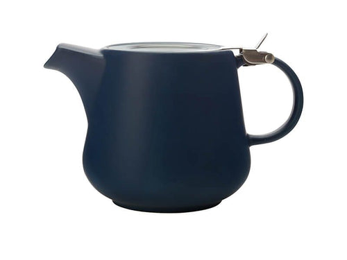 MAXWELL & WILLIAMS TINT TEAPOT 600ML NAVY - ZoeKitchen
