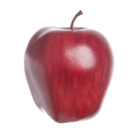 Red Delicious Apple 8.5cm Red - ZoeKitchen
