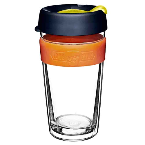 KEEPCUP LONG PLAY LGE 16OZ - BANKSIA - ZoeKitchen