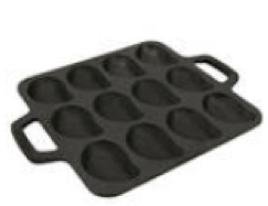 Pyrolux Oyster Grilling Tray - 12 Hole - ZOES Kitchen