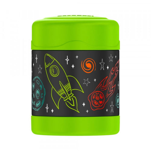 THERMOS FUNTAINER FOOD JAR 290ML - ASTRONAUT - ZoeKitchen