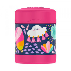 THERMOS FUNTAINER FOOD JAR 290ML - WHIMSICAL CLOUD - ZoeKitchen