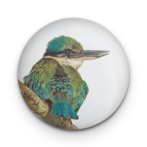 Kingfisher Badge