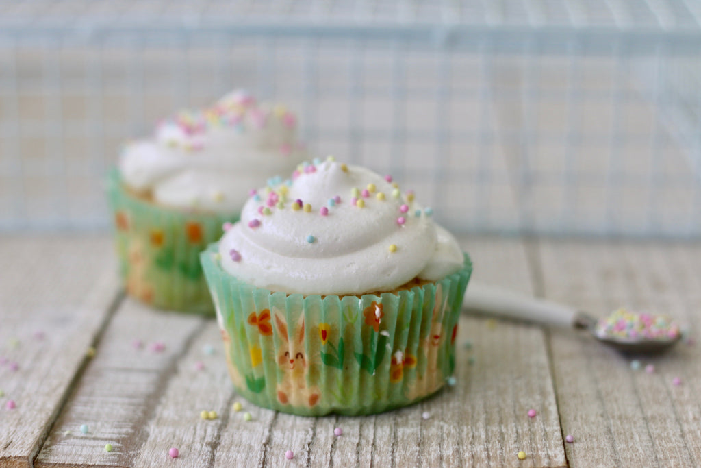 Easter Cupcake Merry Monday