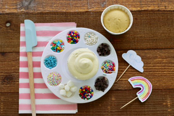 Cupcake Decoration for Kids Activities