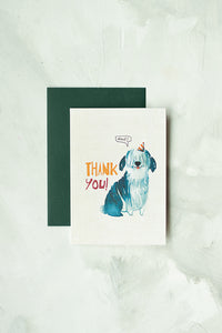 Dogs Thank You Notes, Set of 10
