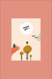 Julieta Thank You Notes, Set of 10