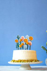Julieta Cake Topper