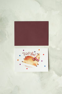 Llamas Thank You Notes, Set of 10