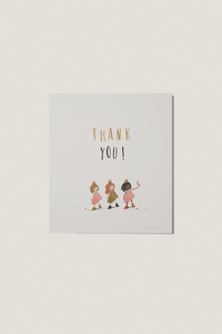 Thank You Note Birthday Party Princess Party Theme