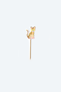 Tiger Cupcake Topper Jungle Party Theme