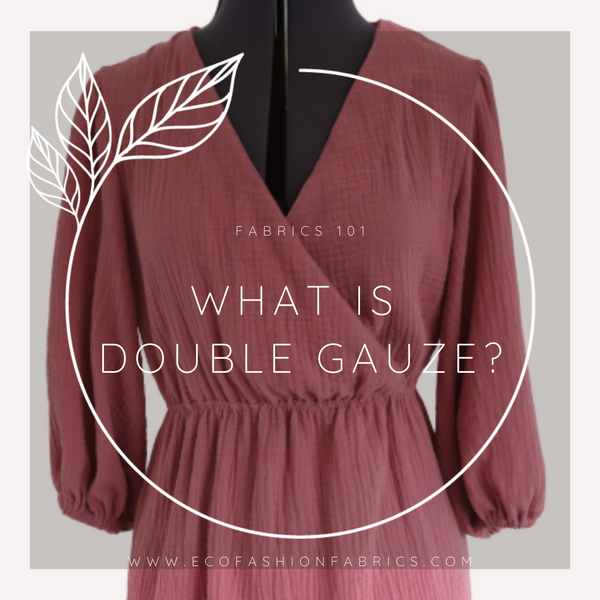 Your ultimate guide to double gauze