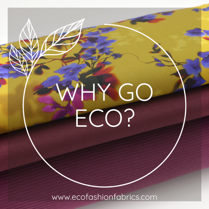 Why go eco?