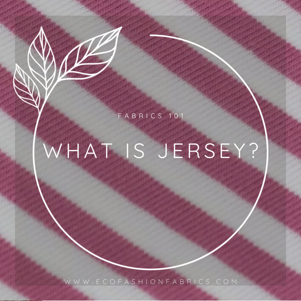 Your ultimate guide to jersey
