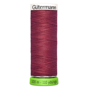 Gutermann rPET sewing thread 730 Rouge