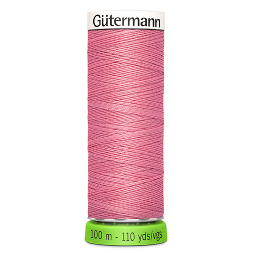 Gutermann rPET sewing thread 889 Coral