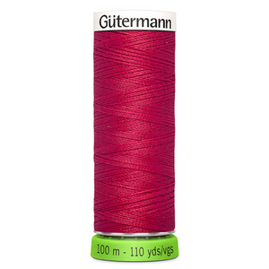 Gutermann rPET sewing thread 909 Amarant