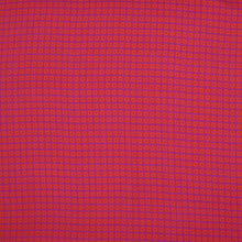 Load image into Gallery viewer, Viscose abstract Purple orange fabric oeko-tex