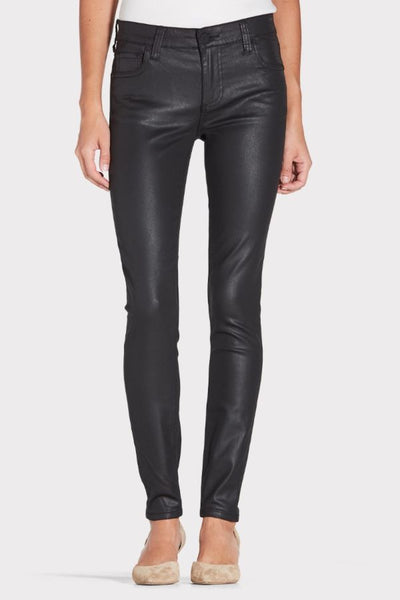 Mia Coated Skinny Jean