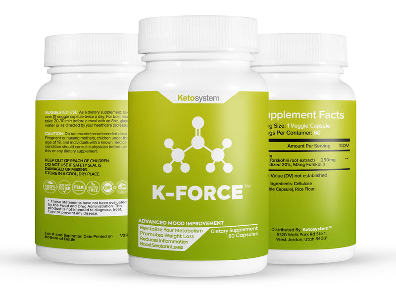 K-Force - Advanced Mood Improvement