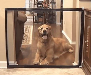 Magic Pet Gate Guard