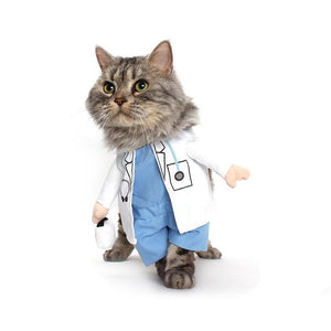 Doctor Cat Costume
