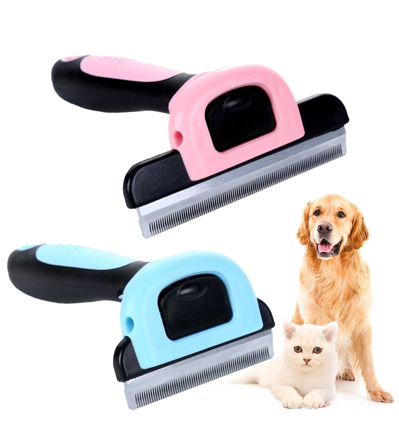 Pets Grooming Trimmer Comb With Detachable Clipper