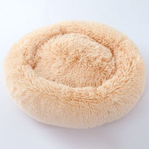 Marshmallow Soft Cat Bed