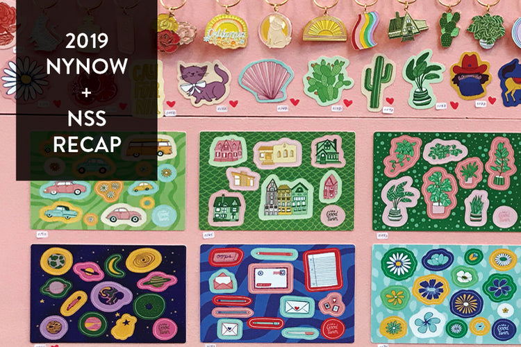 New York 2019: NYNOW + National Stationery Show